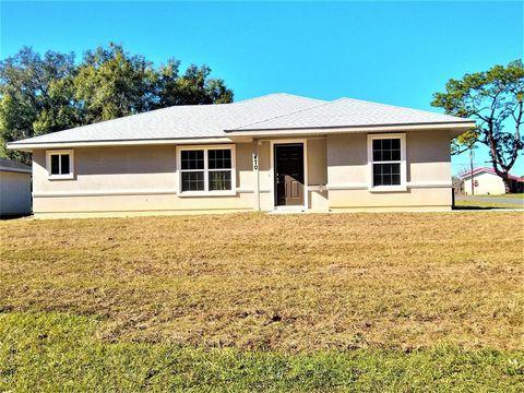 Photo of 470 Ne 2nd St, Williston, FL 32696