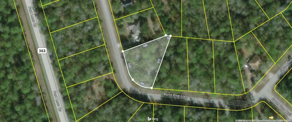 Burnt Pine Loop Lot 33 Saint Marks, FL 32355