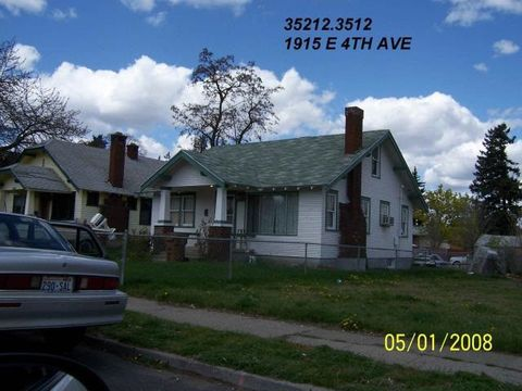 1915 E 4th Ave Spokane Wa 99202