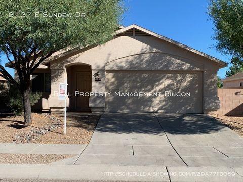 Photo of 8137 E Sundew Dr, Tucson, AZ 85710