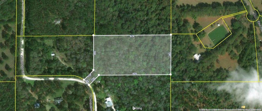 349 Chinquapin Rd Monticello, FL 32344