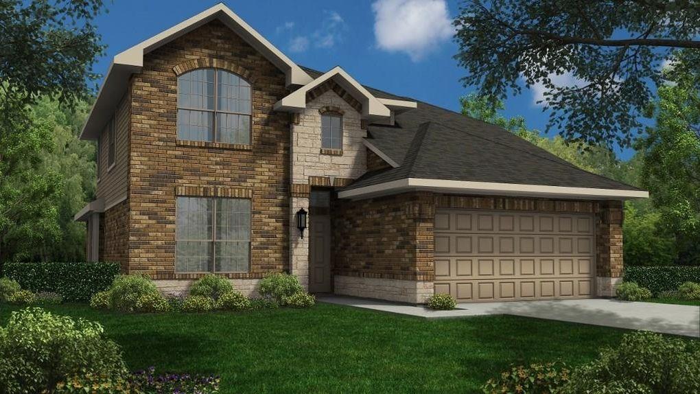 3506 Britton Burrow Way Richmond, TX 77406