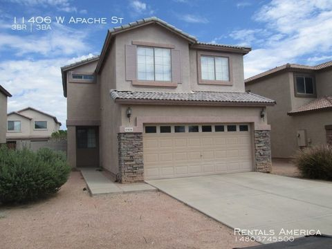 Photo of 11406 W Apache St, Avondale, AZ 85323