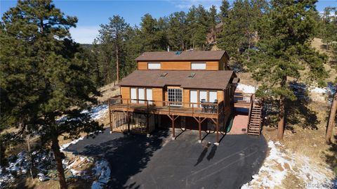 Photo of 13630 Rampart Dr, Conifer, CO 80433