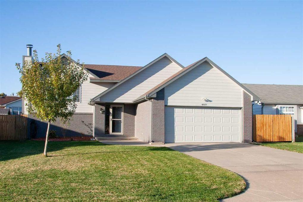 4819 S Mount Carmel Cir Wichita, KS 67217