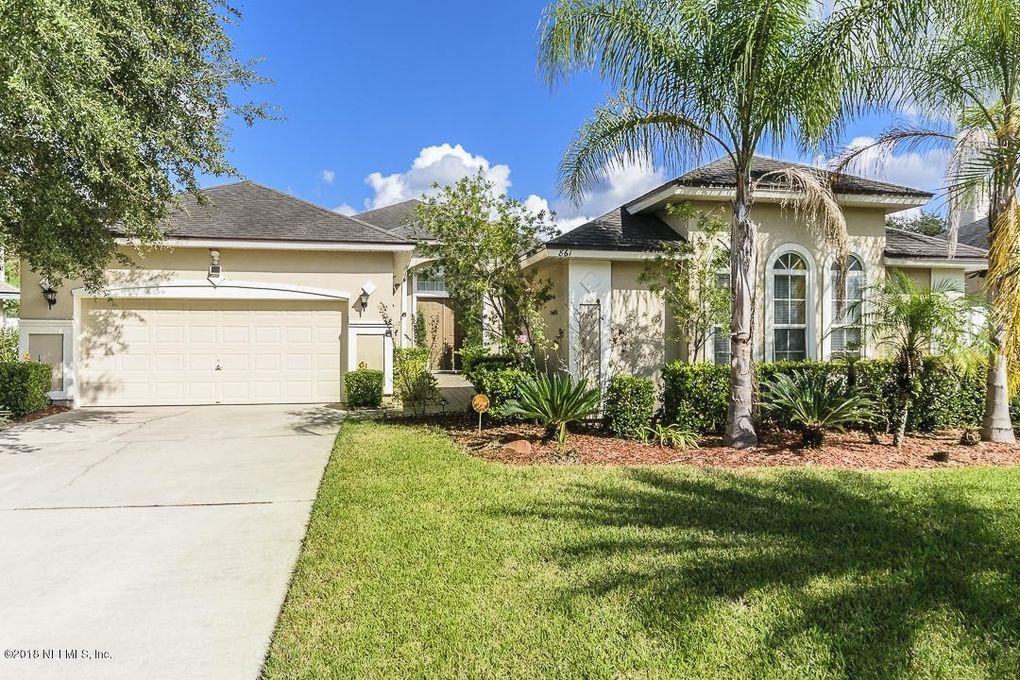 861 Thoroughbred Dr Orange Park, FL 32065