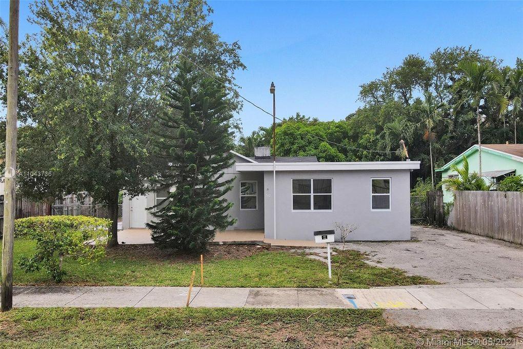 760 NE 152nd St Miami, FL 33162