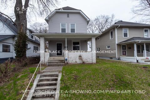Photo of 3819 Boulevard Pl Unit A, Indianapolis, IN 46208