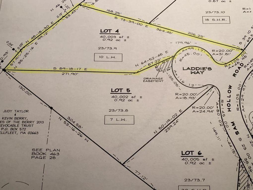 7 Laddies Way Wellfleet, MA 02667