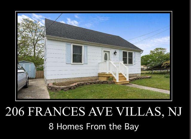 206 Frances Ave Villas Nj 08251 Realtor Com