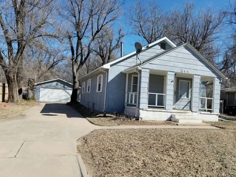 Photo of 344 N Young St, Wichita, KS 67212
