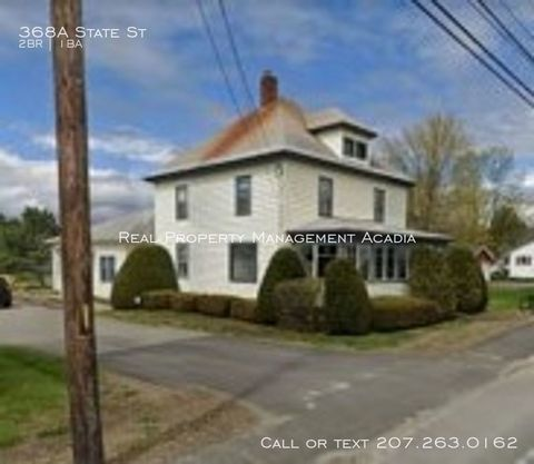 Photo of 368 A State St, Ellsworth, ME 04605