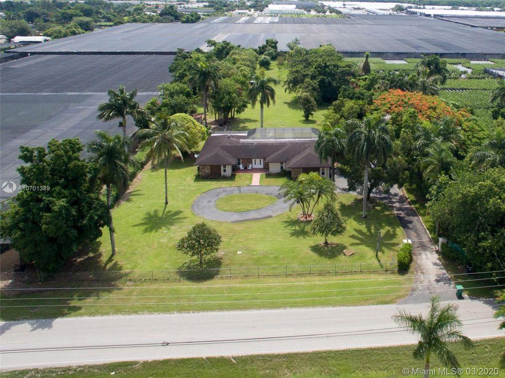 21801 SW 167th Ave Miami, FL 33170