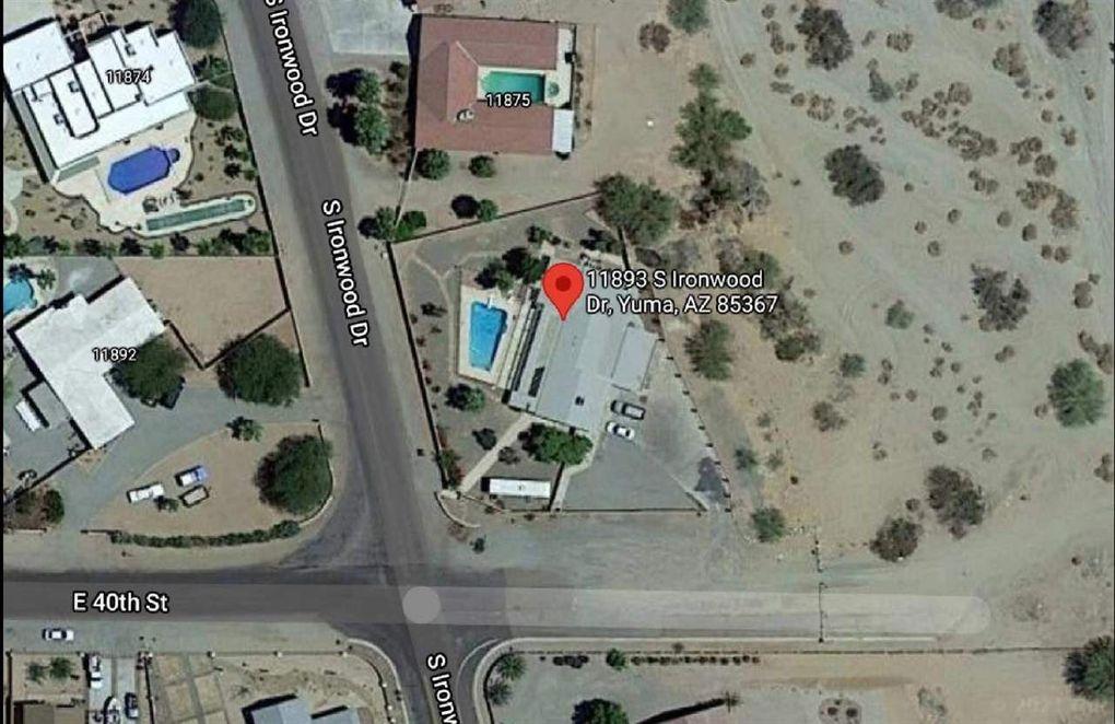 11893 S Ironwood Dr Yuma, AZ 85367