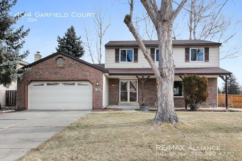 Photo of 1404 Garfield Ct, Louisville, CO 80027