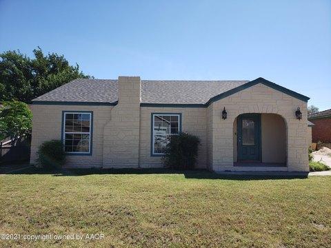 316 N Bryan St, Borger, TX 79007