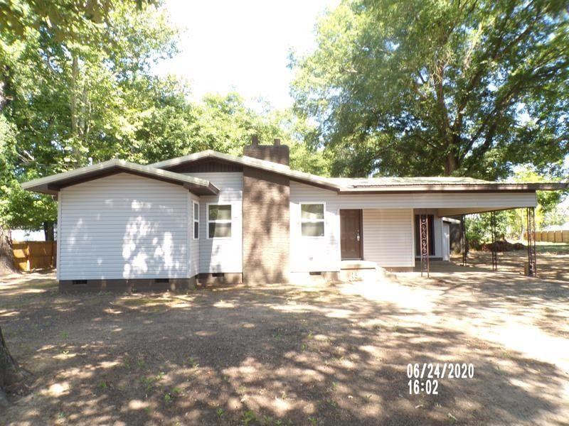 110 N Enid Ave Russellville, AR 72801