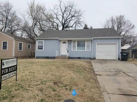 Photo of 2129 W Irving St, Wichita, KS 67213
