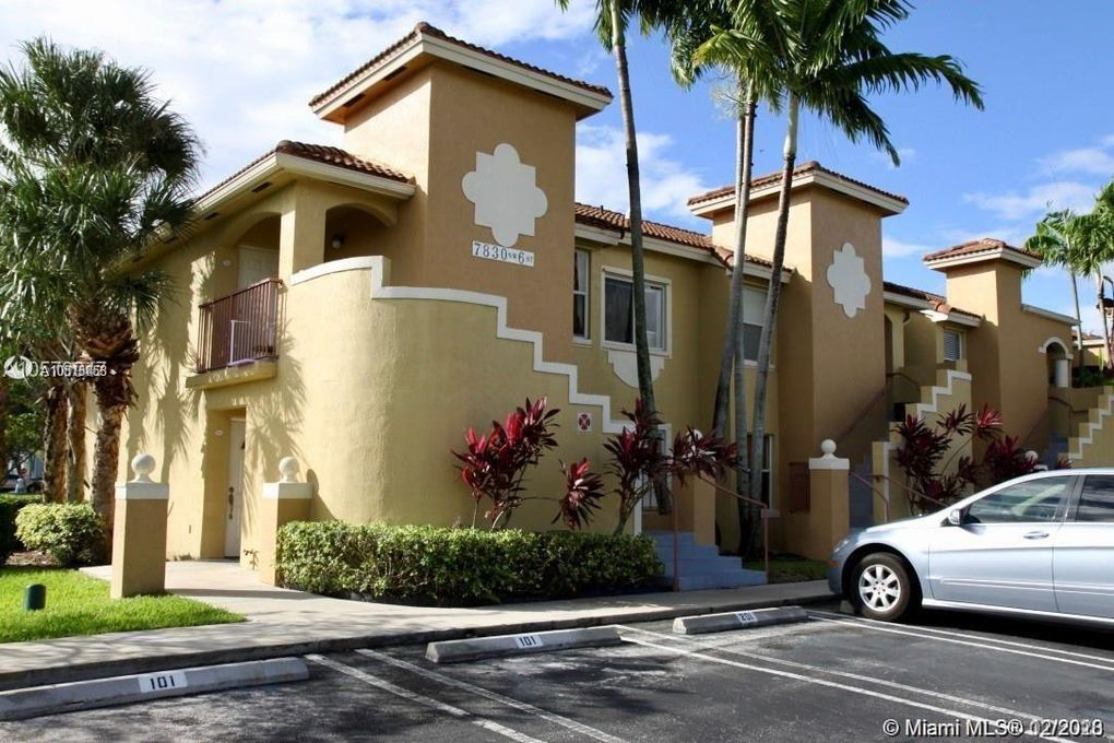 640 Nw 79th Ave Apt 103 Pembroke Pines