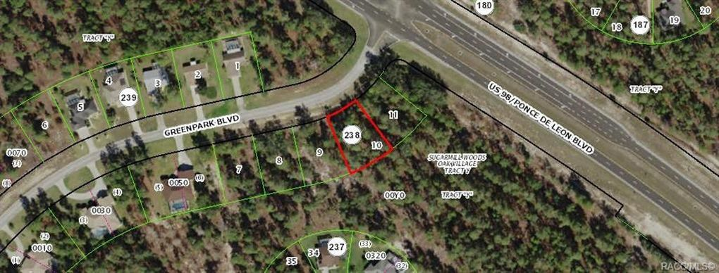 3 Greenpark Blvd Homosassa, FL 34446