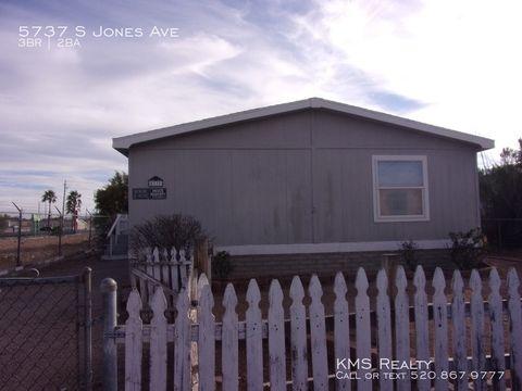 Photo of 5737 S Jones Ave, Tucson, AZ 85706