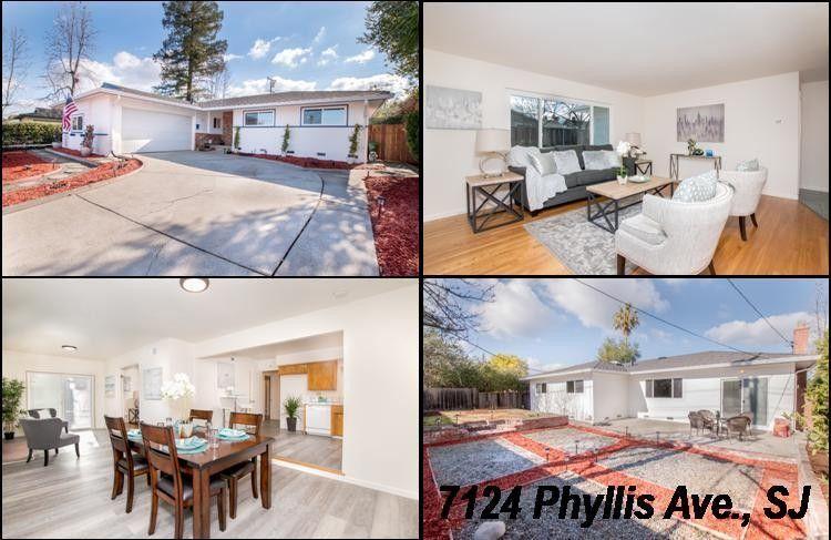 7124 Phyllis Ave San Jose, CA 95129
