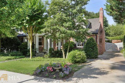 Photo of 1826 Flagler Ave Ne, Atlanta, GA 30309